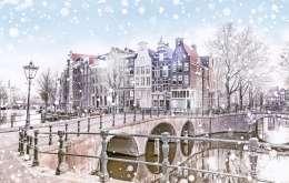 Amsterdam 2019 - 1 Decembrie In Orasul Muzeelor Si Al Distractiei