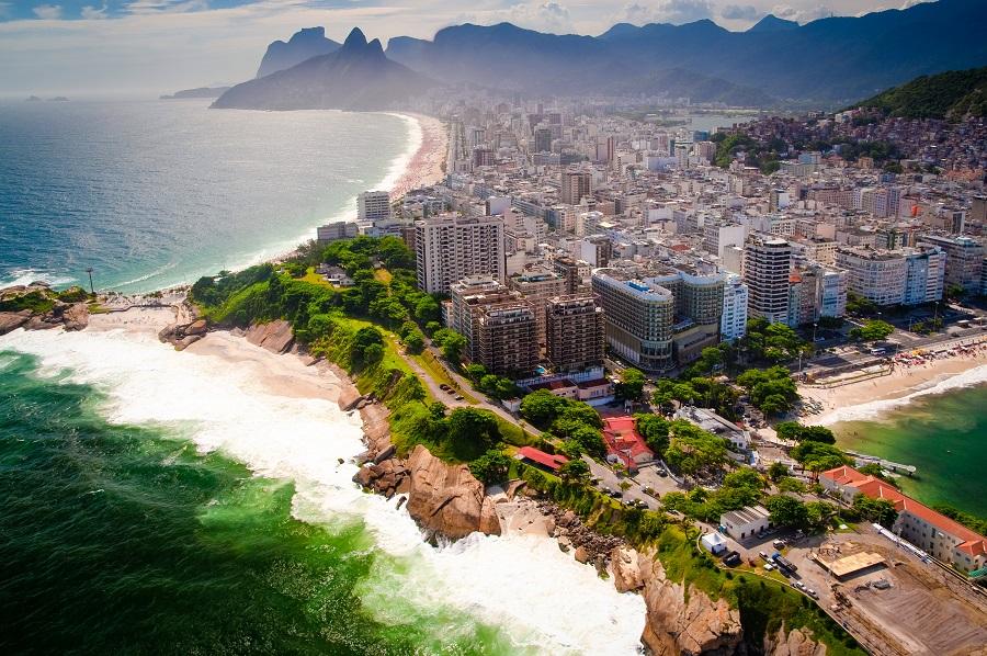 America De Sud 2020