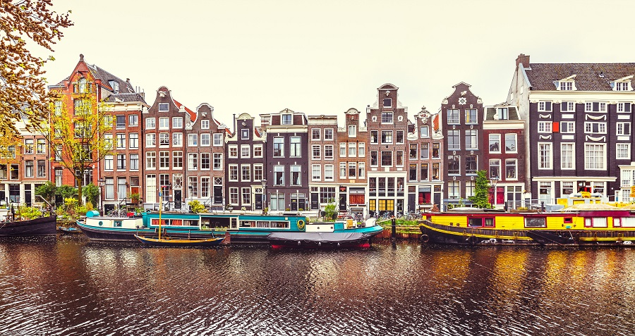 Amsterdam 2020 - Parada Florilor