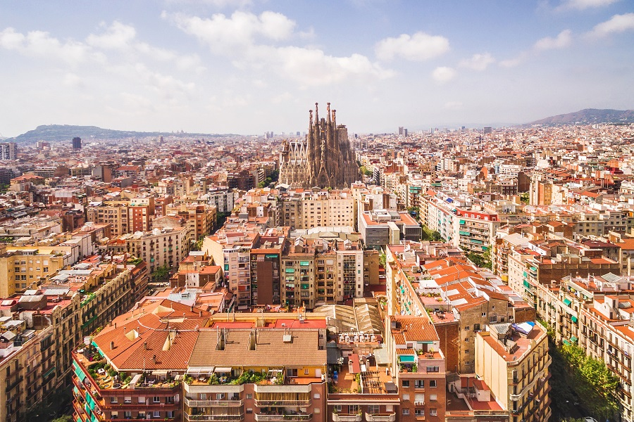 Barcelona 2019 - Toamna
