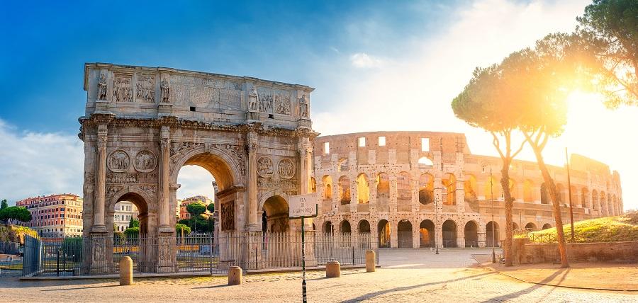 Roma - 8 Martie 2020
