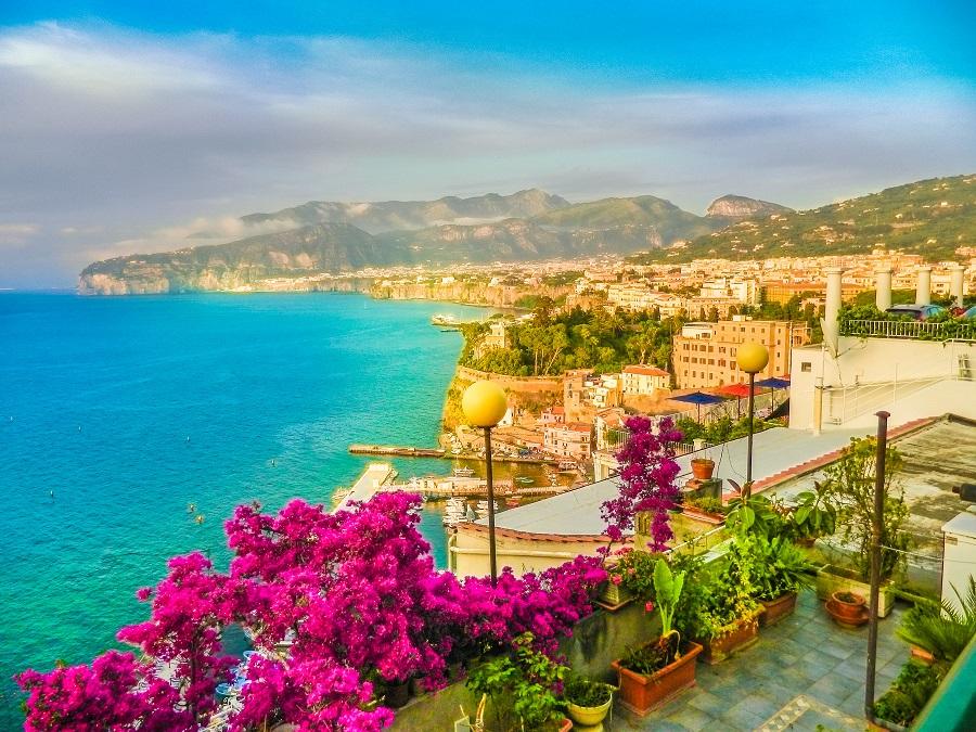 Coasta Amalfitana Si Puglia - Revelion 2020