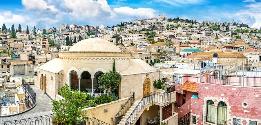 Israel Si Iordania 2019 - Plecare Din Bucuresti (06.06, 07.10, 14.11)