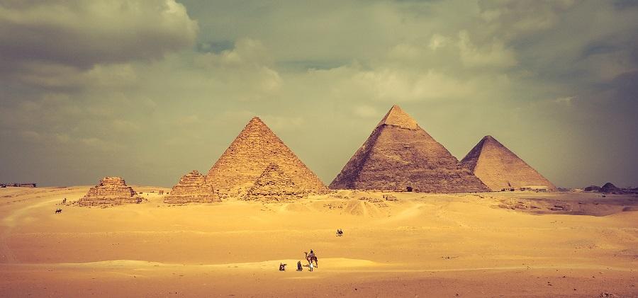 Egipt - Revelion 2020