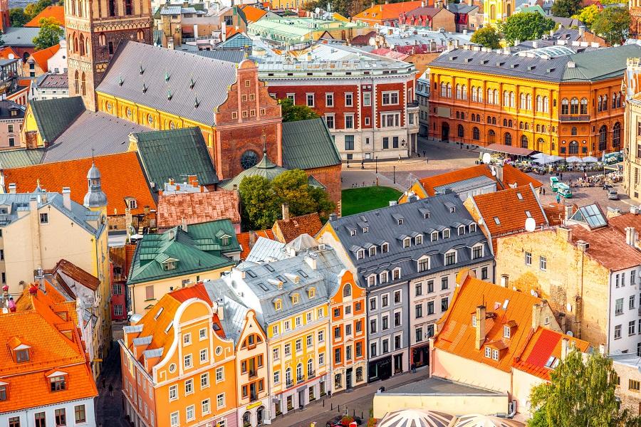Tarile Baltice - Paste 2020
