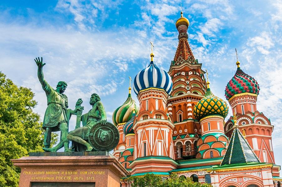Rusia 2020 - Nopti Albe (moscova - St. Petersburg)
