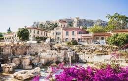 Grecia 2020 - Paste Atena (autocar)