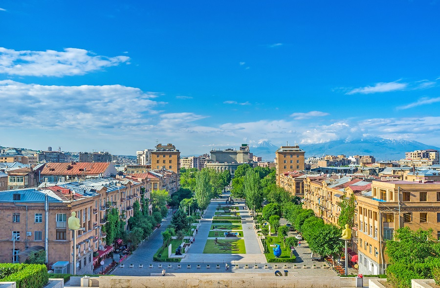 Azerbaijan - Georgia - Armenia 2020 - Plecare Din Cluj