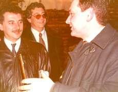 Alin Burcea, Presedinte ANAT | 1991-1993