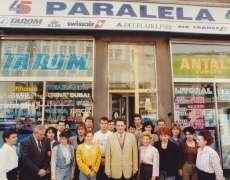 Echipa din Agentia Elisabeta, 1999