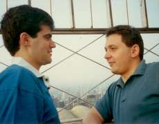 Alin Burcea si Simion Alb, SUA1994