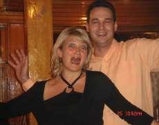 Corina Enache si Ionel Panfil, Party P45 2007