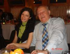 Dl Moga si Simona Teodorescu, 2007