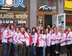 Echipa din Agentia Elisabeta, 2006