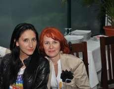 Ruxana Virtej si Bianca Dobrescu,2007