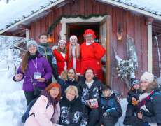 Infotrip Laponia 2017