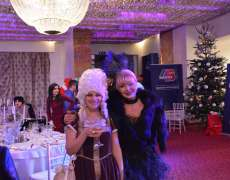 Christmas Party - Paralela 45 & Chicco, 2016