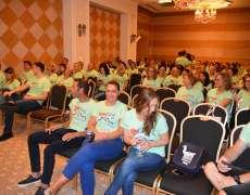 Congres anual Paralela 45, Gural Tekirova 2018