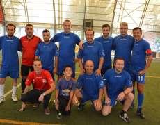 Echipa de fotbal P45, 2016