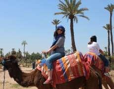 Ioana Burcea, Maroc 2015