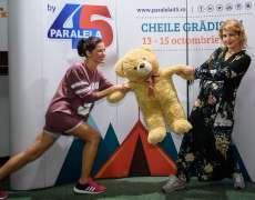 Congres anual Paralela 45, Cheile Gradistei 2017
