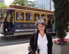 Ondina Dobriban, San Francisco 2011