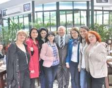 Senior party Dl Moga, 2012