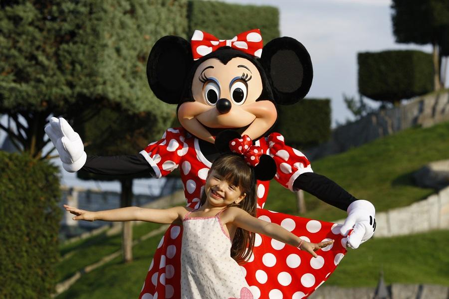 Disneyland Paris 2020 - Magia Personajelor Din Desenele Animate (02.09)
