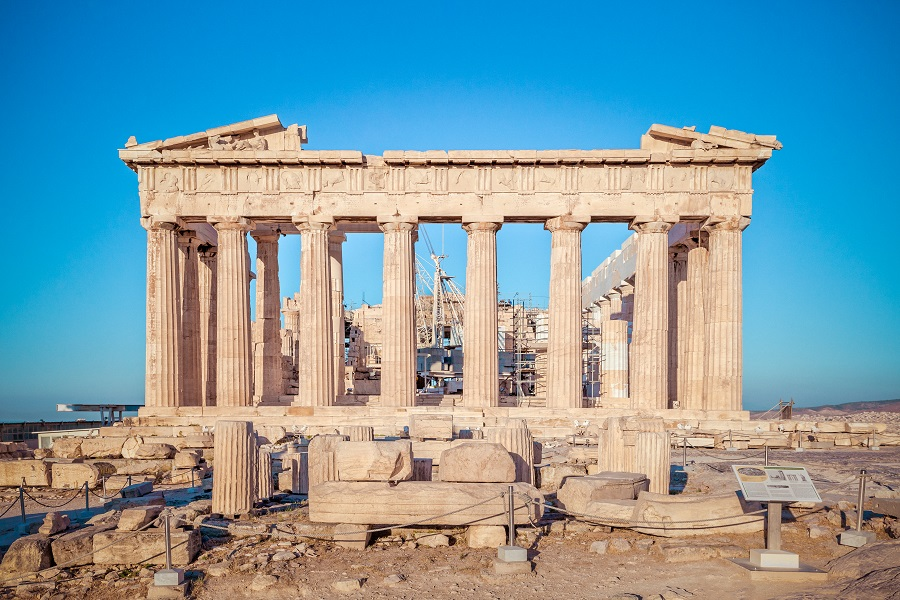 Grecia 2021 (autocar) - Circuit Clasic