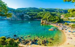 Grecia 2021 (autocar) - Paste Ortodox In Insula Corfu