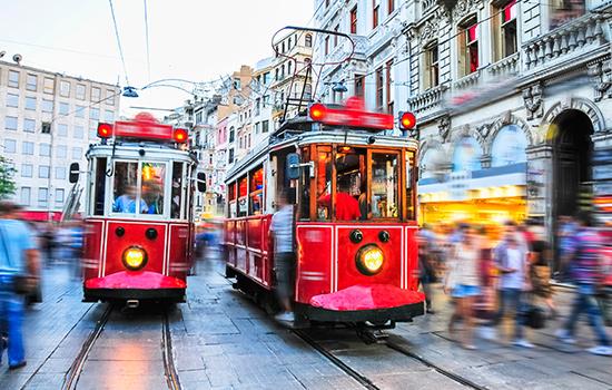 Turcia Fara Restrictii! Bursa, Uludag, Istanbul (autocar)