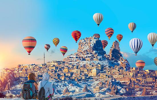 Cappadocia, Ankara, Istanbul (autocar) - Paste 2021
