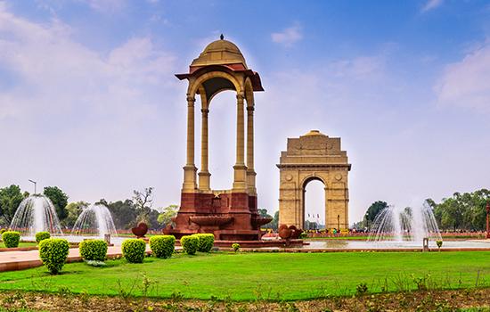 India 2021 - Triunghiul De Aur