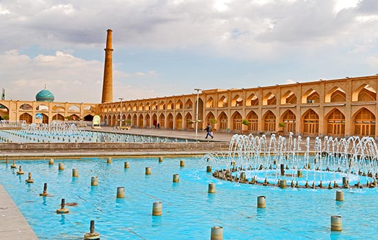 Iran 2021 - Plecare Din Bucuresti