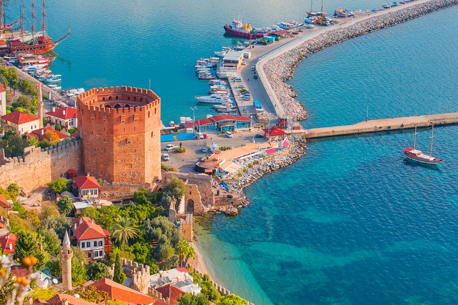 Turcia 2021 - Intre Orient Si Occident (02.10)