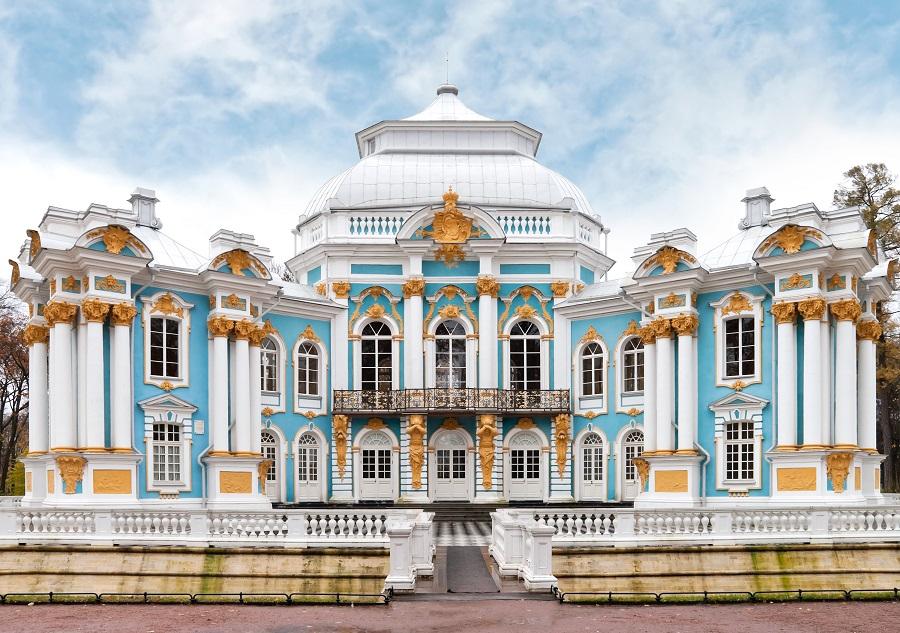 Rusia 2021 - Nopti Albe