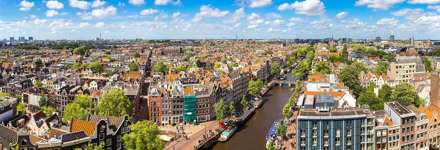 Amsterdam 2020 - 1 Decembrie