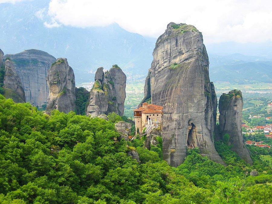 Grecia 2020 - Turism Social In Insula Evia (autocar)