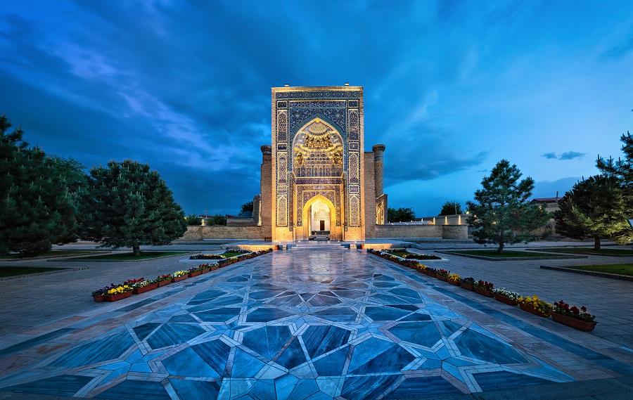 Uzbekistan 2020