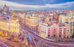 Madrid 2020 - 1 Decembrie