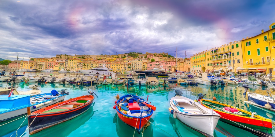 Insula Elba 2020 - Exil Pe Insula Lui Napoleon