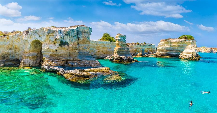 Italia 2020 - Comorile Din Sud