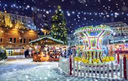 Tallin - Estonia - 1 Decembrie 2020