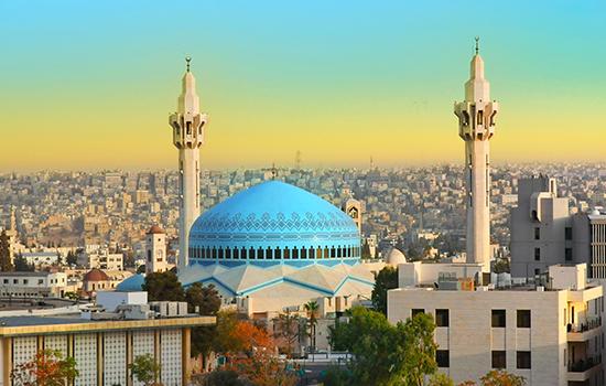 Iordania - Craciun 2020