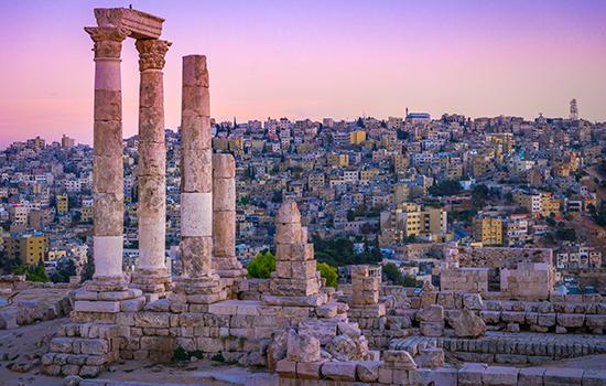 Iordania - Revelion 2021 (grup 2)