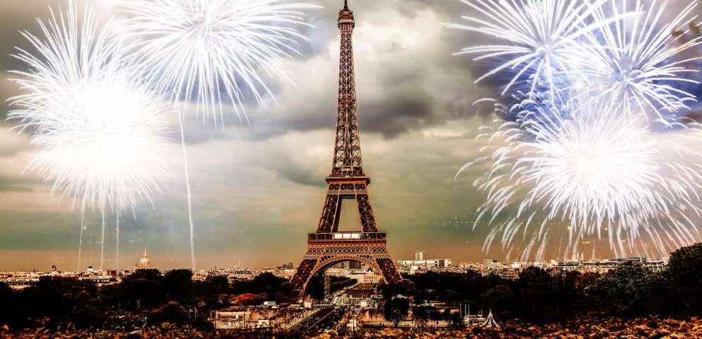 Paris - Revelion 2021