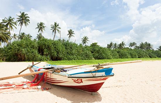 Sri Lanka - Revelion 2021