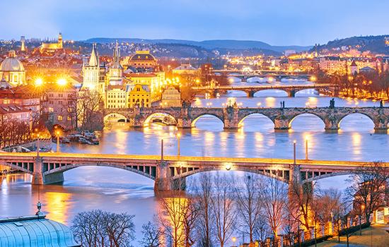Praga (avion) - Revelion 2021