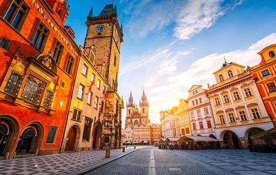 Praga (autocar) - Revelion 2021