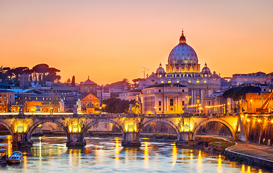 Roma 2020 - City Break (hotel 4*)